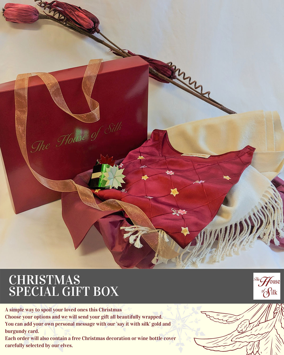 Special Christmas Gift Box Ladies 2