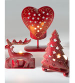 Christmas Tealight Stands
